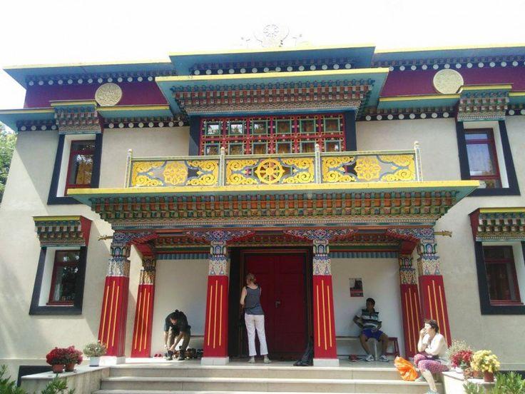 temple, tibet, vincennes, bouddhisme