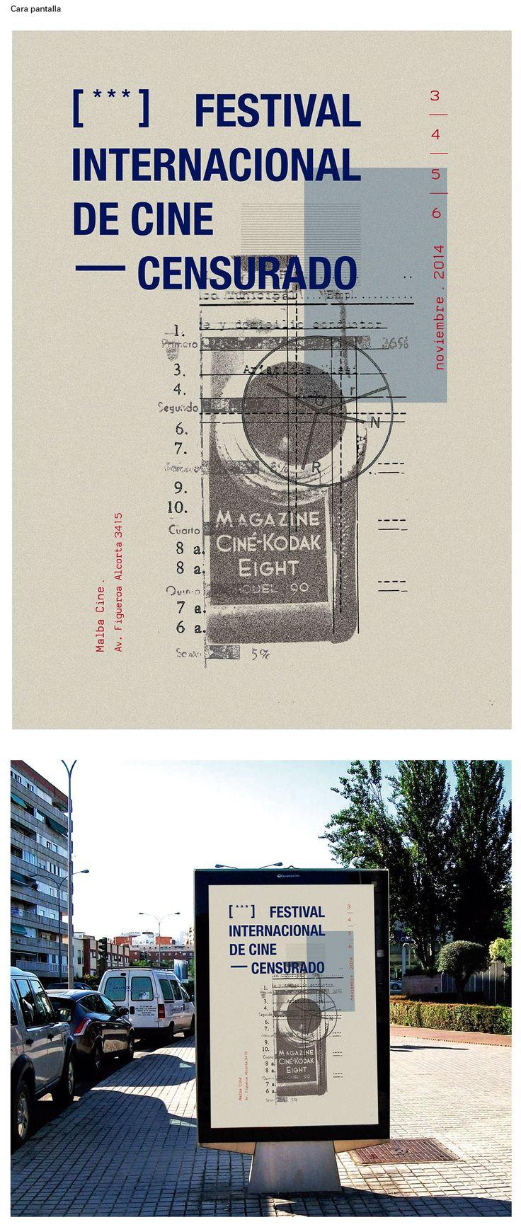 Trabajo final realizado para la materia Diseño Gráfico III, Cátedra Gabriele, de la carrera de Diseño Gráfico de la FADU, UBA. 2014