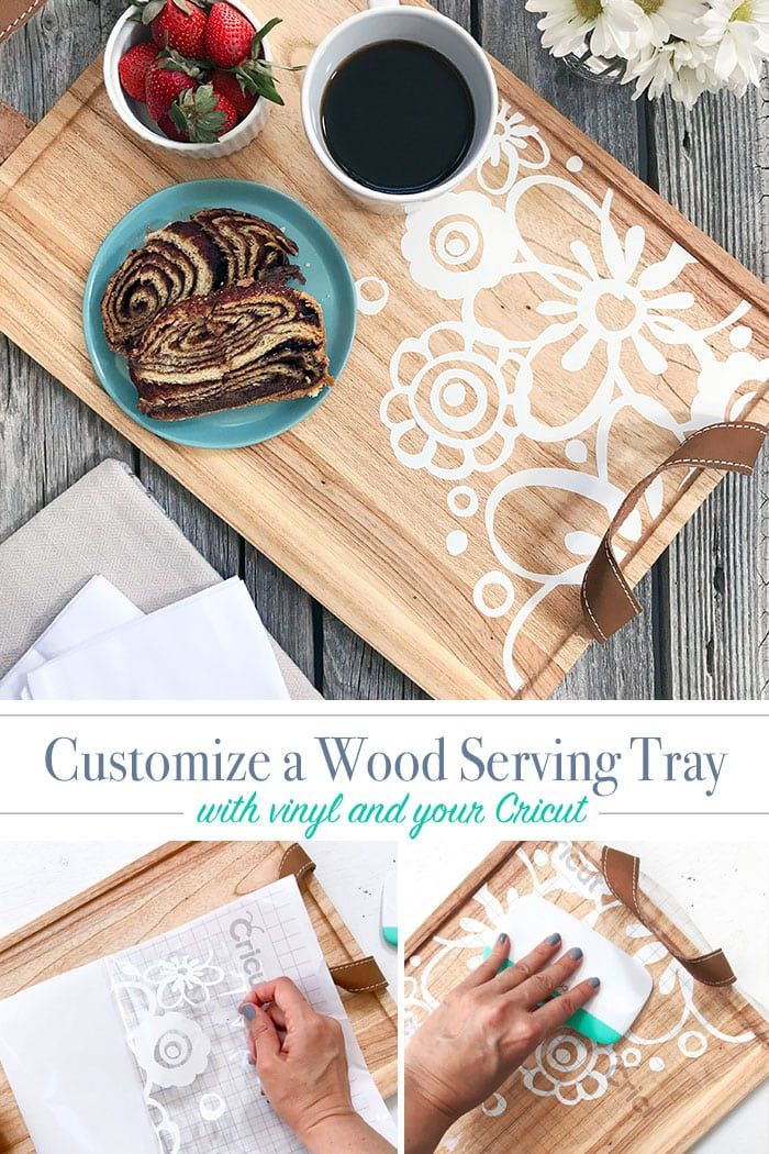 Quick Diy Decorative Serving Tray 100 Directions Diy Serving