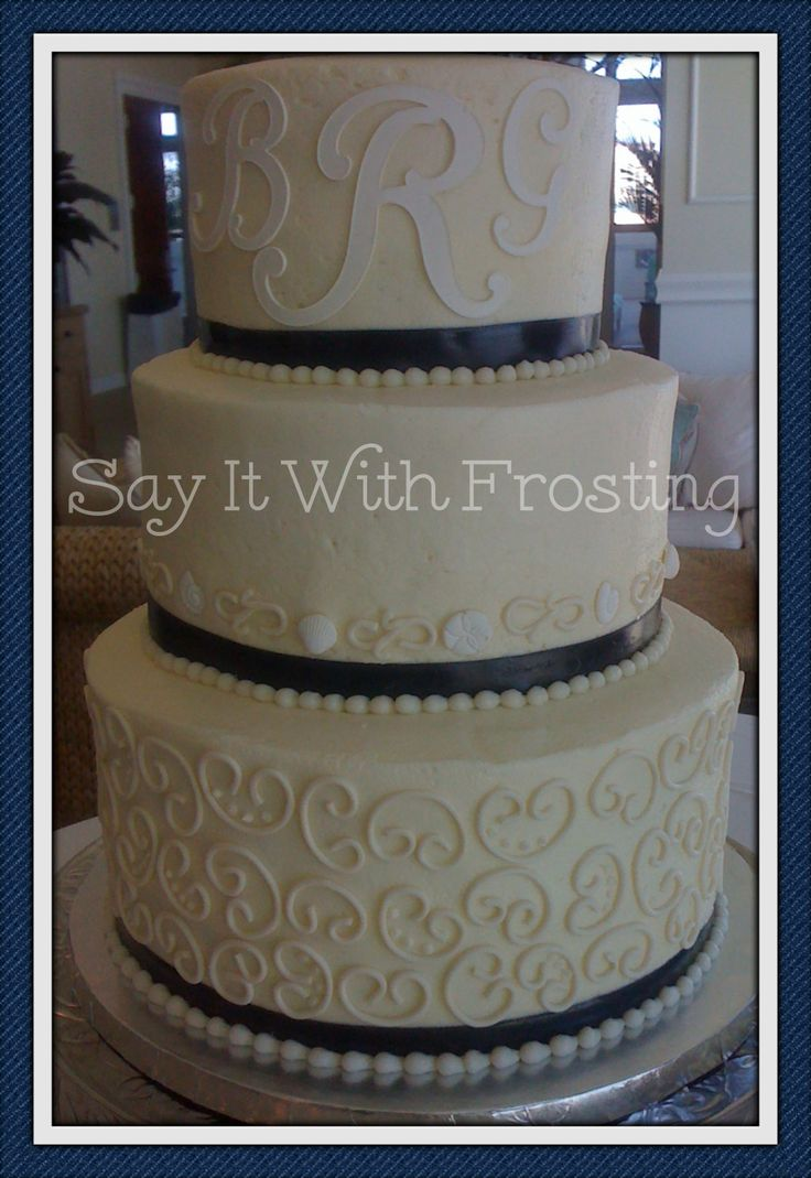 Red Velvet Wedding Cake With Cream Cheese Icing Made For A Reception At Margaritaville