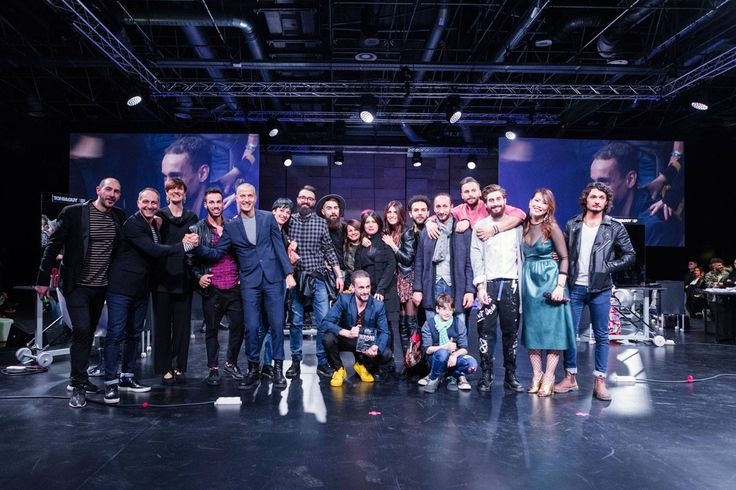 LIVE Backstage Show T&G 2017