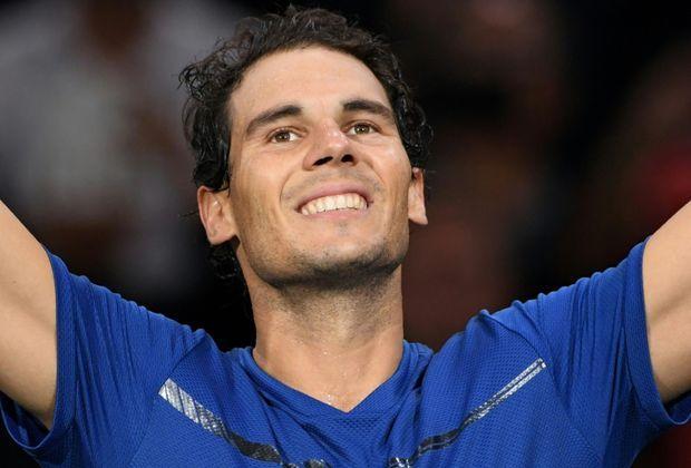 Platz eins in der Weltrangliste sicher: Rafael Nadal