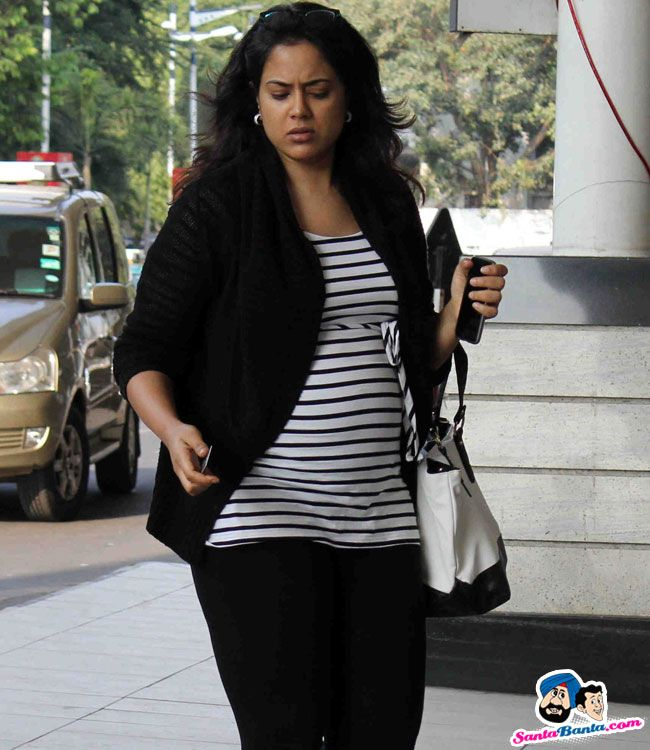 Stars Spotted 2015 -- Sameera Reddy Picture # 292865
