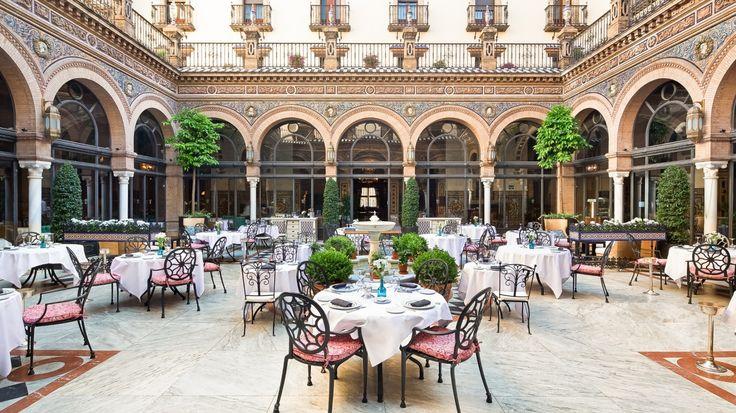 San Fernando Restaurant | Hotel Alfonso XIII Seville