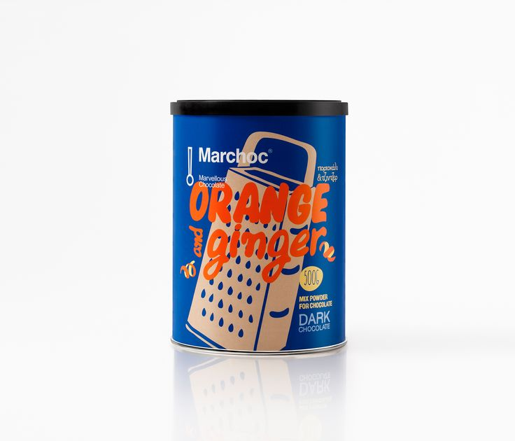 Marchoc on Packaging of the World - Creative Package Design Gallery