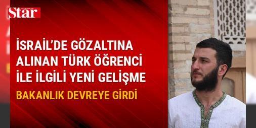 İsrailde gözaltına alınan Türk öğrenci ile ilgili yeni gelişme : Filistinde İsrail polisi tarafından gözaltına alınan Furgan Turhan isimli öğrenci Dışişleri Bakanlığının girişimleriyle serbest bırakıldı.  http://www.haberdex.com/turkiye/Israil-de-gozaltina-alinan-Turk-ogrenci-ile-ilgili-yeni-gelisme/107961?kaynak=feed #Türkiye   #öğrenci #İsrail #alınan #gözaltına #Dışişleri