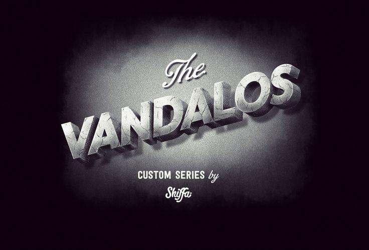 The Vandalos by Shiffa