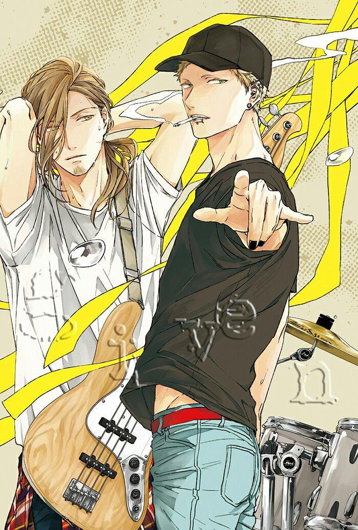 Yaoi Given Illustration Book Artworks Natsuki Kidu BL Anime F//S Brand New