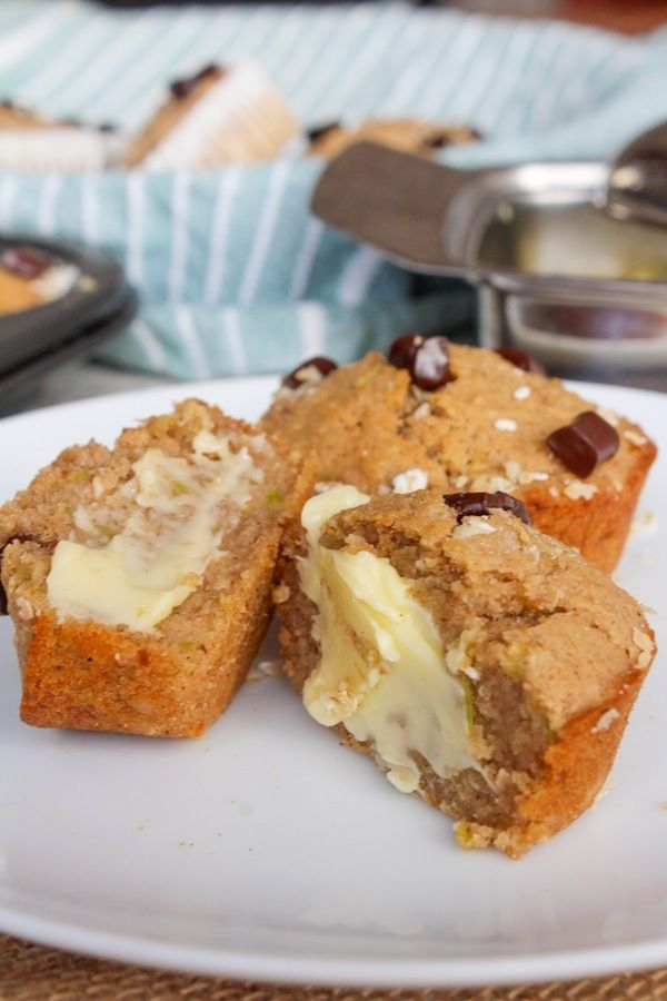 ... Muffin Man? on Pinterest | Banana oat muffins, Blueberries muffins and