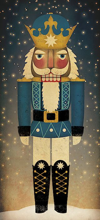 Nutcracker The Art Chronicle Nutcracker Christmas