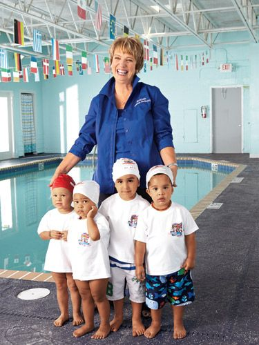 How to Start a Swim School - Become a Swimming Teacher - Woman's Day
