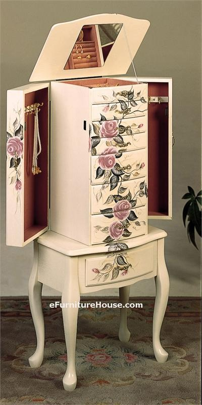 18 best Jewelry Armoires images on Pinterest Jewelry armoire