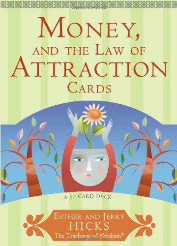 Bestseller Books Online Money, and the Law of Attraction Cards: A 60-Card Deck, plus Dear Friends card Esther Hicks, Jerry Hicks $10.85  - http://www.ebooknetworking.net/books_detail-1401923399.html