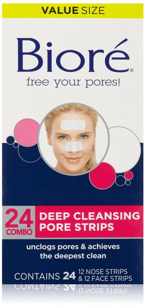 Biore Deep cleansing pore strips #pore #treatments #porestrips #deepcleanser #cleansing #porecleansingTop 10 Best Pore Treatments In 2015 Reviews