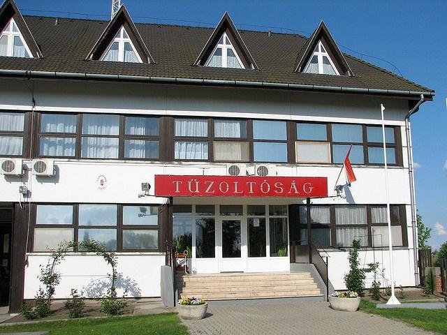 Siófok Város Hivatásos Önkormányzati Tűzoltósága (Siófok, Magyarország) / Fire Department of Siófok (Siófok, Hungary)     Siófok,
