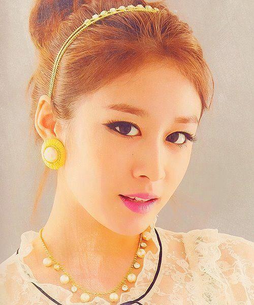Jiyeon-Hair