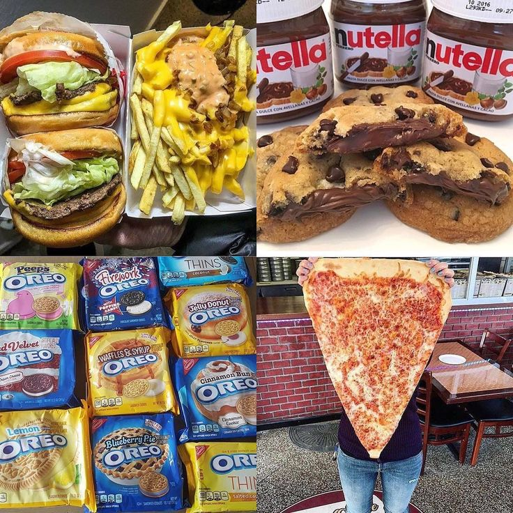 Happy National Junk Food Day! Tag your friends* in