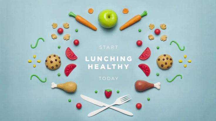 HEALTHY LUNCHES on Vimeo