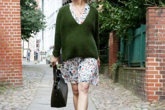 BUMPSTYLE SSW 28 // NEW AIGNER POST MIT DER LEXI BAG - Kate Glitter - Fashionblogger – Supermom – Travellover