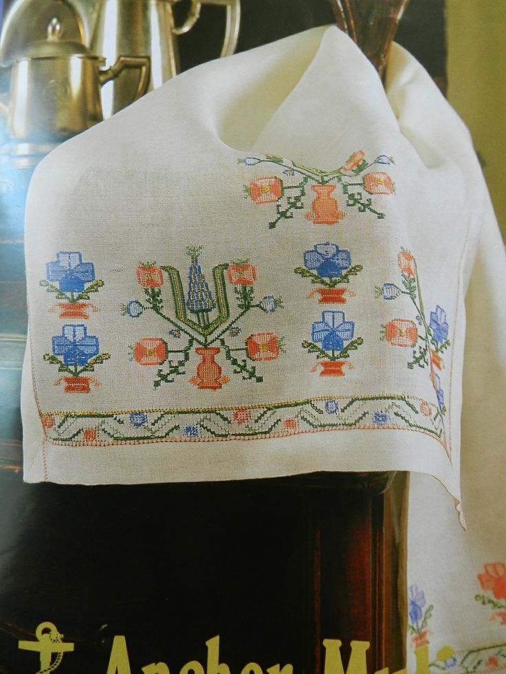 Traditional Turkish Counted Stitch works http://mehtapkaya.blogspot.com/2013/08/hesap-isi-modelleri.html