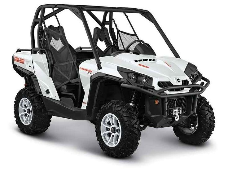 New 2015 Can-Am Commander XT 800R Pearl White ATVs For Sale in Florida. 2015 Can-Am Commander XT 800R Pearl White, Commander™ XT™ 800R Pearl White