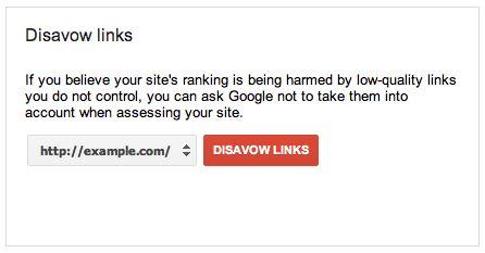 """Google continue sur sa lancée et poursuit ses efforts dans la lutte contre le spamdexing. """"Aujourd'hui, nous mettons en place un outil qui vous permet de désavouer des liens vers votre site"""", expliqueJonathan Simon, Webmaster Trends Analy"""
