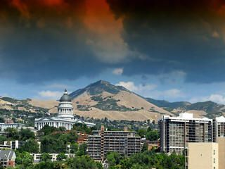 Salt Lake City New Years Eve Celebrations, Fireworks, Events, Webcams, Parties, Hotels, Restaurants