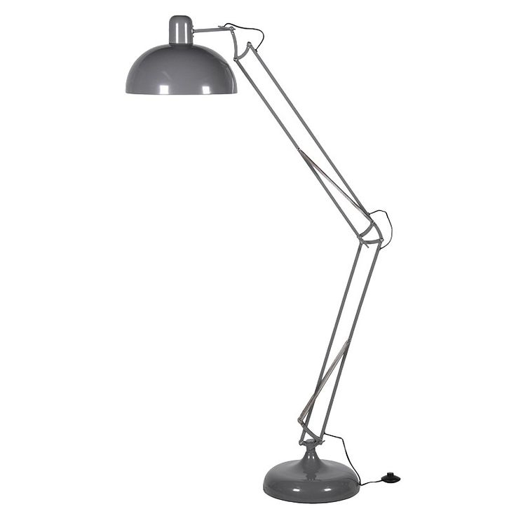 This classic design, Angled floor lamp is adjustable in 3 areas meaning it's perfect for getting light exactly wherever, and whenever you like!