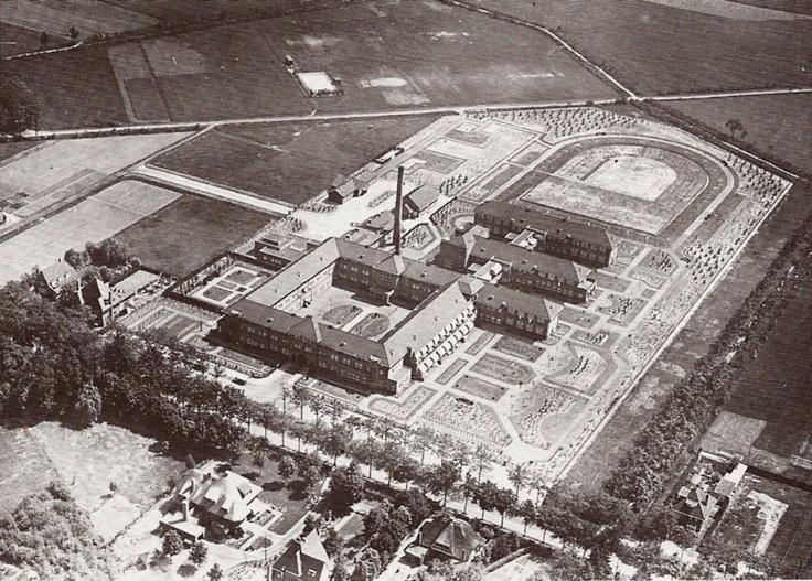 Sint Joseph ziekenhuis 1932. was mijn 1ste werkgever, vakantie baantje