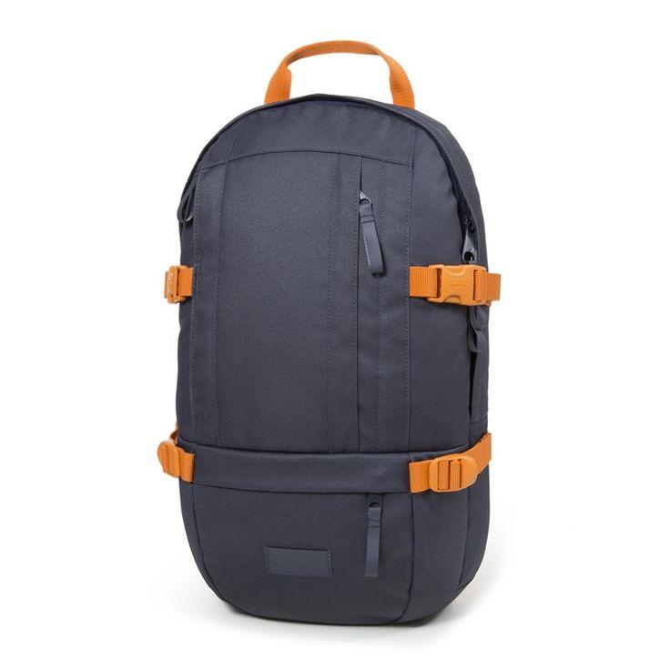 75,- De Floid rugzak van Eastpak is de ultieme rugtas! Met deze stoere backpack trek je de wijde wereld in, maar tegelijkertijd is het een ideale alledaagse rugzak. Trek dus gewoon je eigen plan en deze backpack past zich aan jou aan!