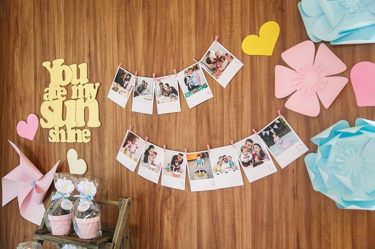 Festa Infantil You Are My Sunshine   1 ano da Julia {Fotografia: Barbara Vanzo}                                                                                                                                                                                 Mais