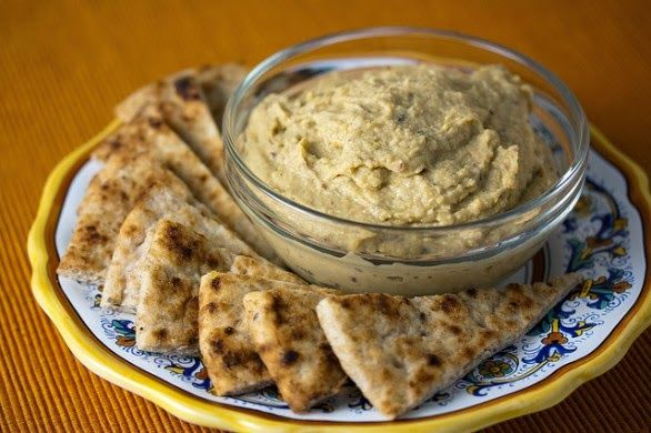 Hummus di Ceci fai da te