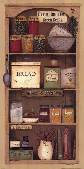 Farmhouse Pantry II