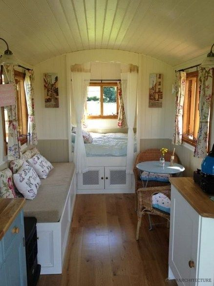 RV Hacks, Remodel And Renovation 99 Ideas That Will Make You A Happy Camper (11)