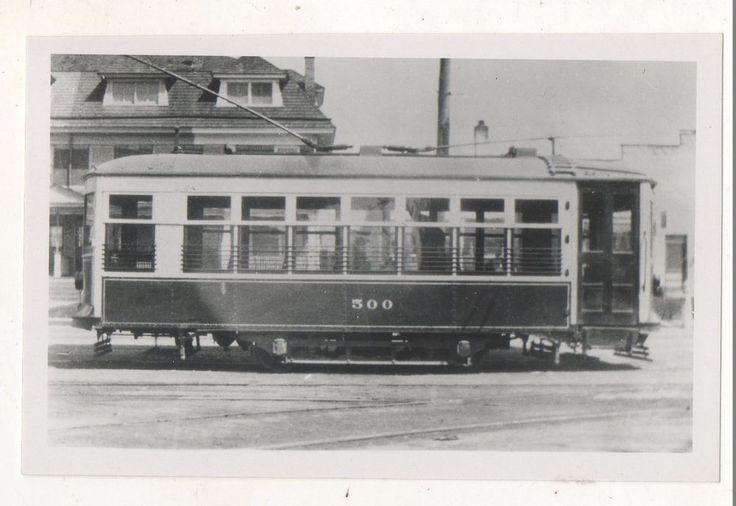 READING ST STREET RAILWAY Reading PA Trolley 1935 Pennsylvania Photograph