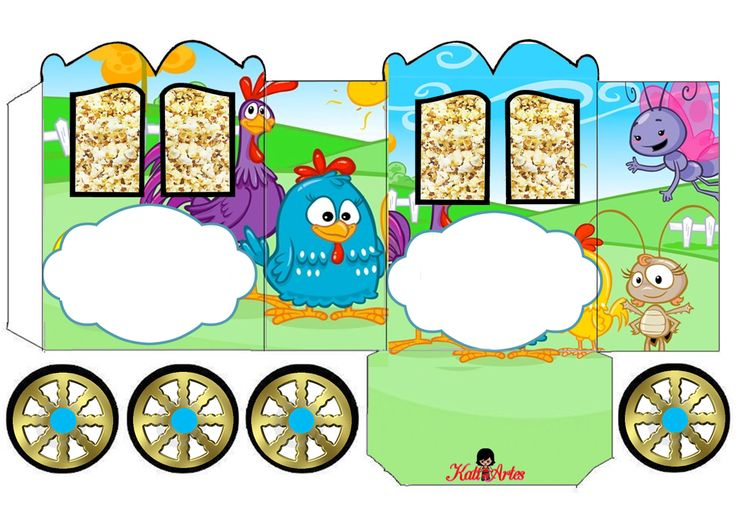 gallina pintadita fiesta - Buscar con Google