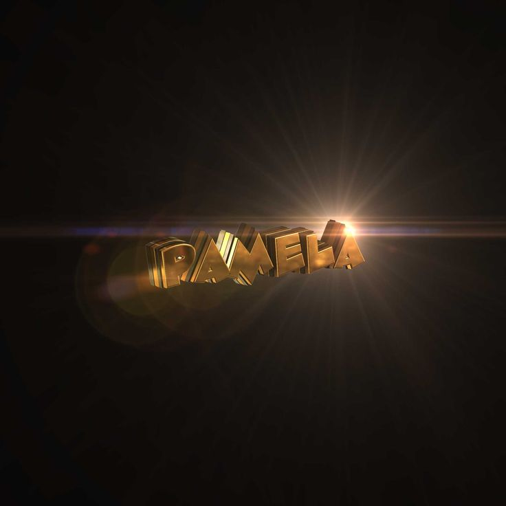 3D Names - the website where you can download your name in 3D! Search for your name and see what happens! http://www.3dnamewallpapers.com/s/c67rxb/
