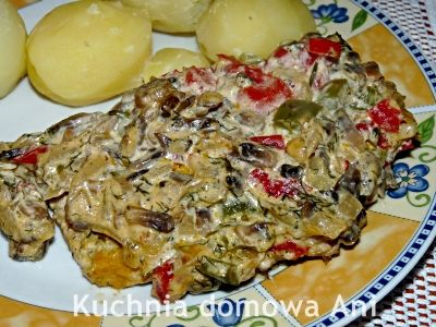 Kuchnia domowa Ani: Ryby