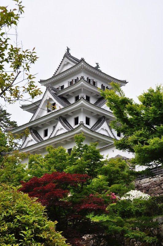 Gujo Hachiman Castle, Gifu, Japan