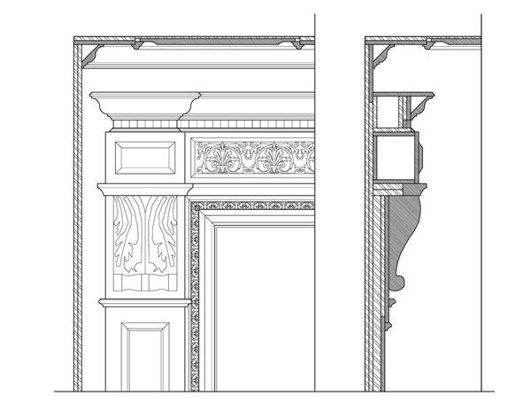 72 besten classical architecture bilder auf pinterest for Interior design studieren