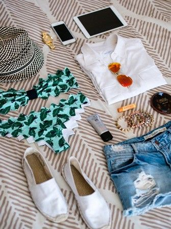 How to pack a weekend or vacation suitcase like a pro