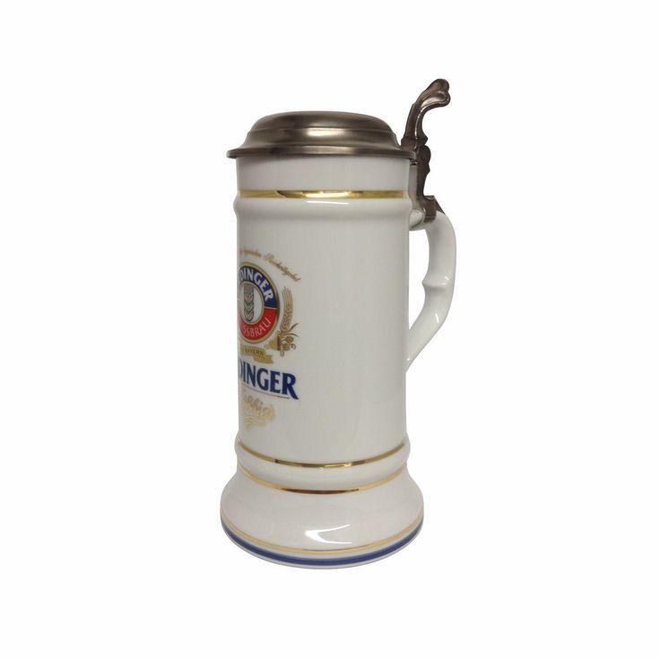 Details about Erdinger - German / Bavarian Porcelain Beer ...
