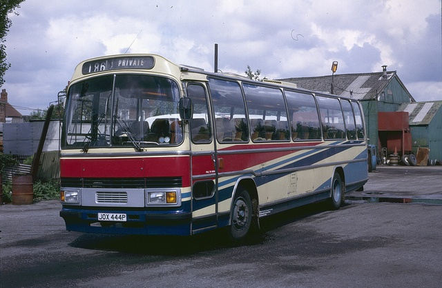 84. JOX 444P South Yorkshire Transport by chucklebuster, via Flickr