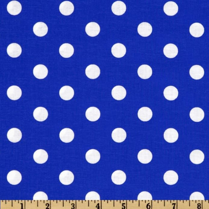 Cotton Sew Fabric Yellow Circle Printed Crafting Curtain Apparel By The Yard