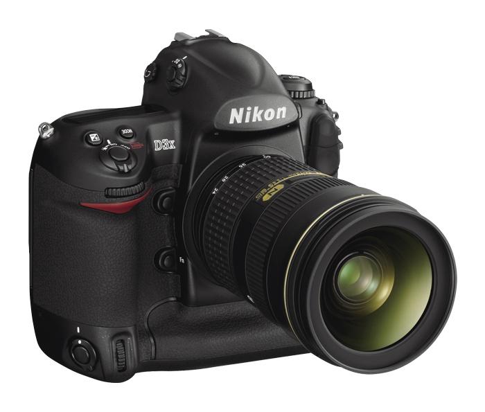 Nikon D3X  soon to be main <3