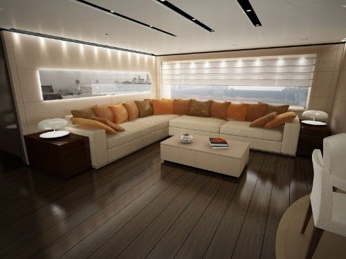 12 Best Luxury Yacht Interior Design Images On Pinterest