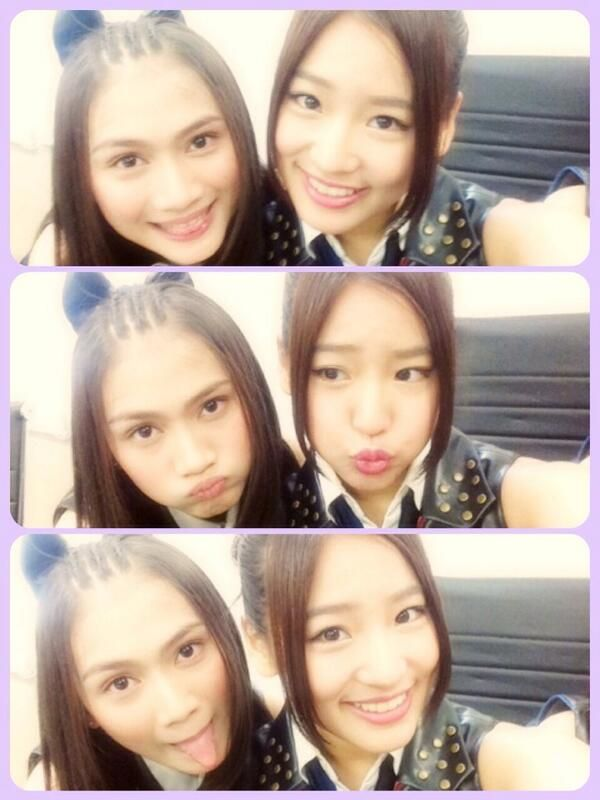 Melody dan Haruka JKT48