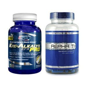 Kre-alkalyn PRO (115 Caps) with Alpha-T1 - Powerhouse Pack by EFX. $62.95. Kre-Alkaloid: Fuels Power, Focus & Performance!. Pre-Workout Energy & Muscle Activator. Professional Strength Pre-Workout Powercaps. Almost 2X The Power of Regular Kre-Alkalyn. Formulated with Kre-Alkalyn EFX Creatine: Proven In A Clinical Study To Deliver 28% More Strength Than Creatine Monohydrate!. Kre-Alkalyn EFX Pro represents the next level of drug-free performance-enhancing supplementation....
