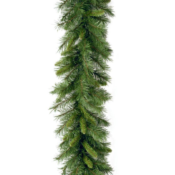 9ft. Winchester Pine Garland in 2020 Pine garland