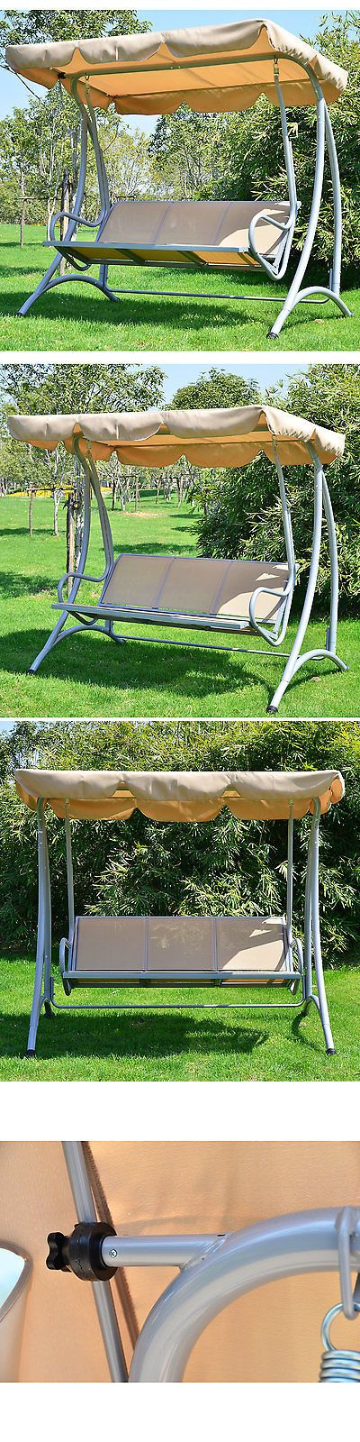 Swings 79700: Charlton Home Northfield Patio Swing With Stand  U003e BUY IT NOW  ONLY